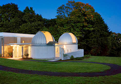 Leitner Family Observatory and Planetarium Image