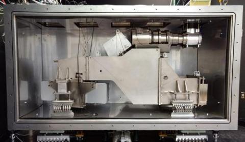Extreme Precision Spectrometer (EXPRES) Image